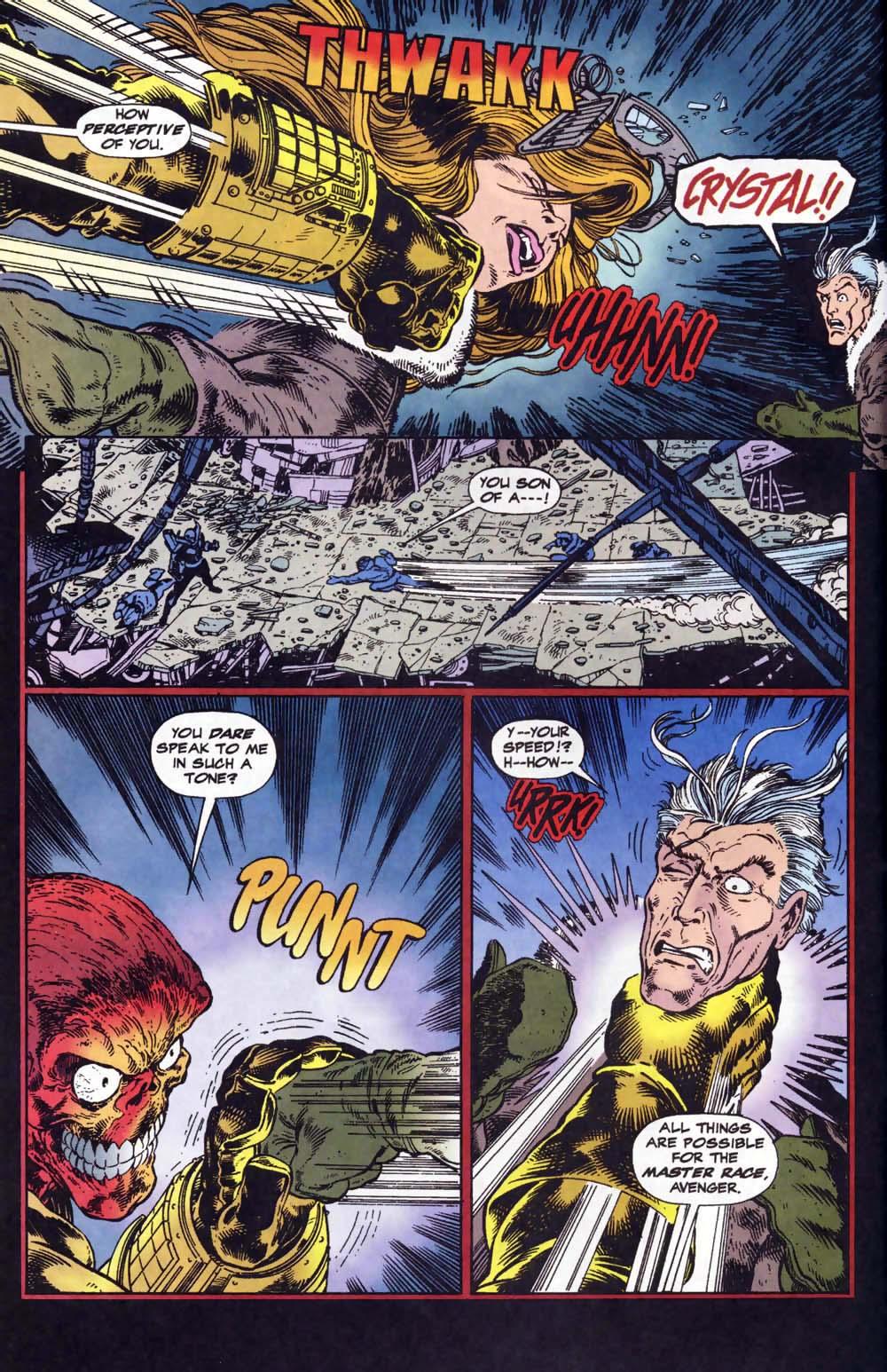 Captain America (1968) Issue #439c #391 - English 11
