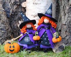 Halloween heksjes