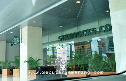 starbucks coffee semarang