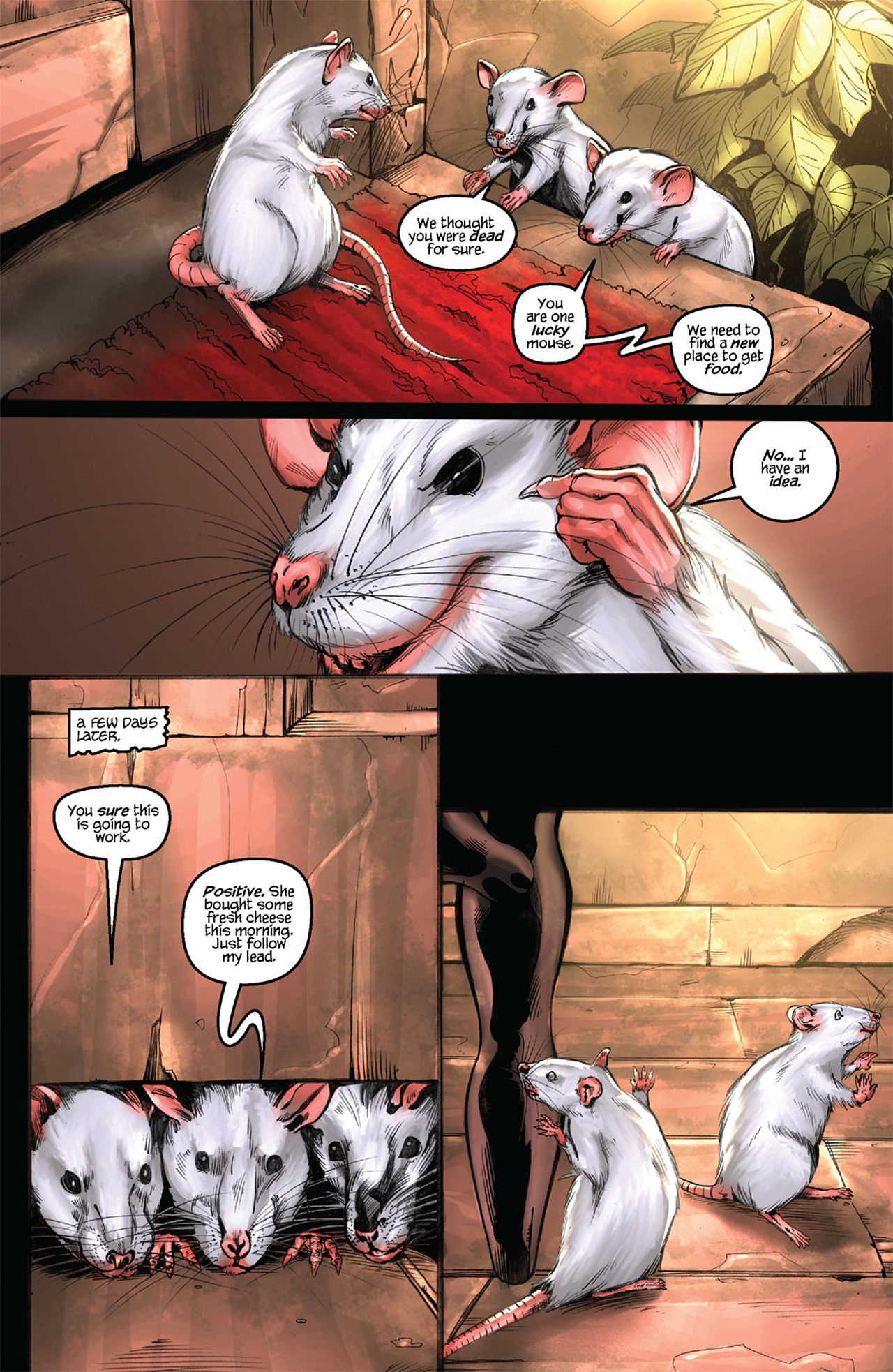 Grimm Fairy Tales (2005) Issue #27 #30 - English 12