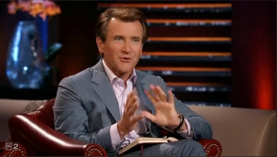 shark tank blog robert herjavec ok corral