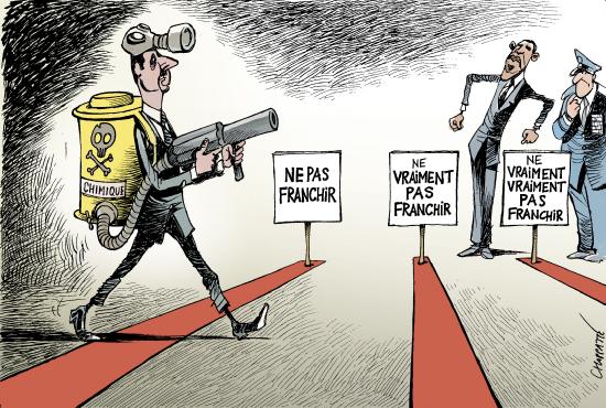 Gli Stati Uniti e la Siria
