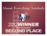 Best Auto Body Shop Award