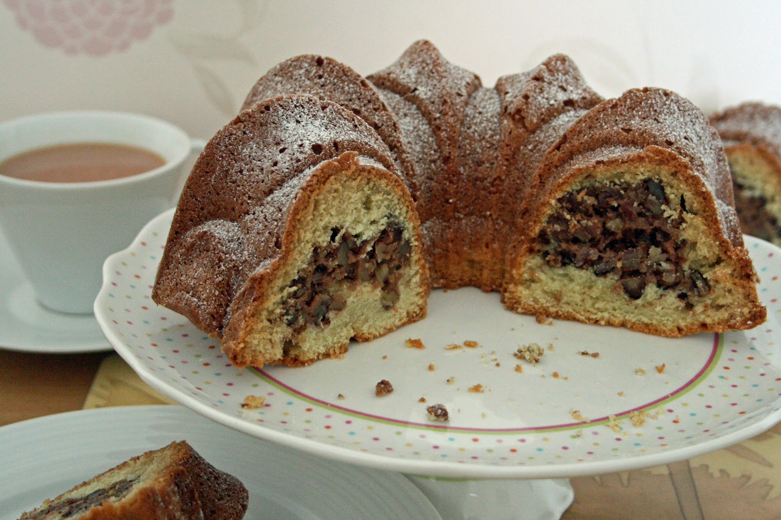 Maple Bundt Cake Recipe — Dishmaps