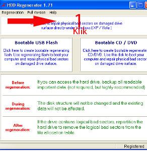 Cara Mudah Memperbaiki Hardisk Bad Sector Menggunakan Software