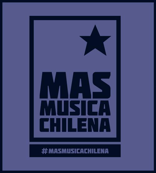 #MásMúsicaChilena