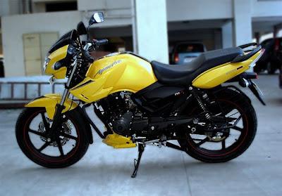 Fotos da Moto Dafra Apache 2011 4