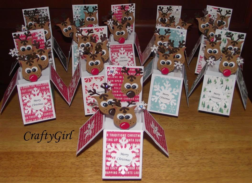 CraftyGirl Cards and Crafts: \
