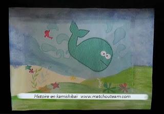 histoire  kamishibaï poissons