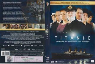 TITANIC - A MINISSÉRIE - ( AGORA REMASTERIZADA )