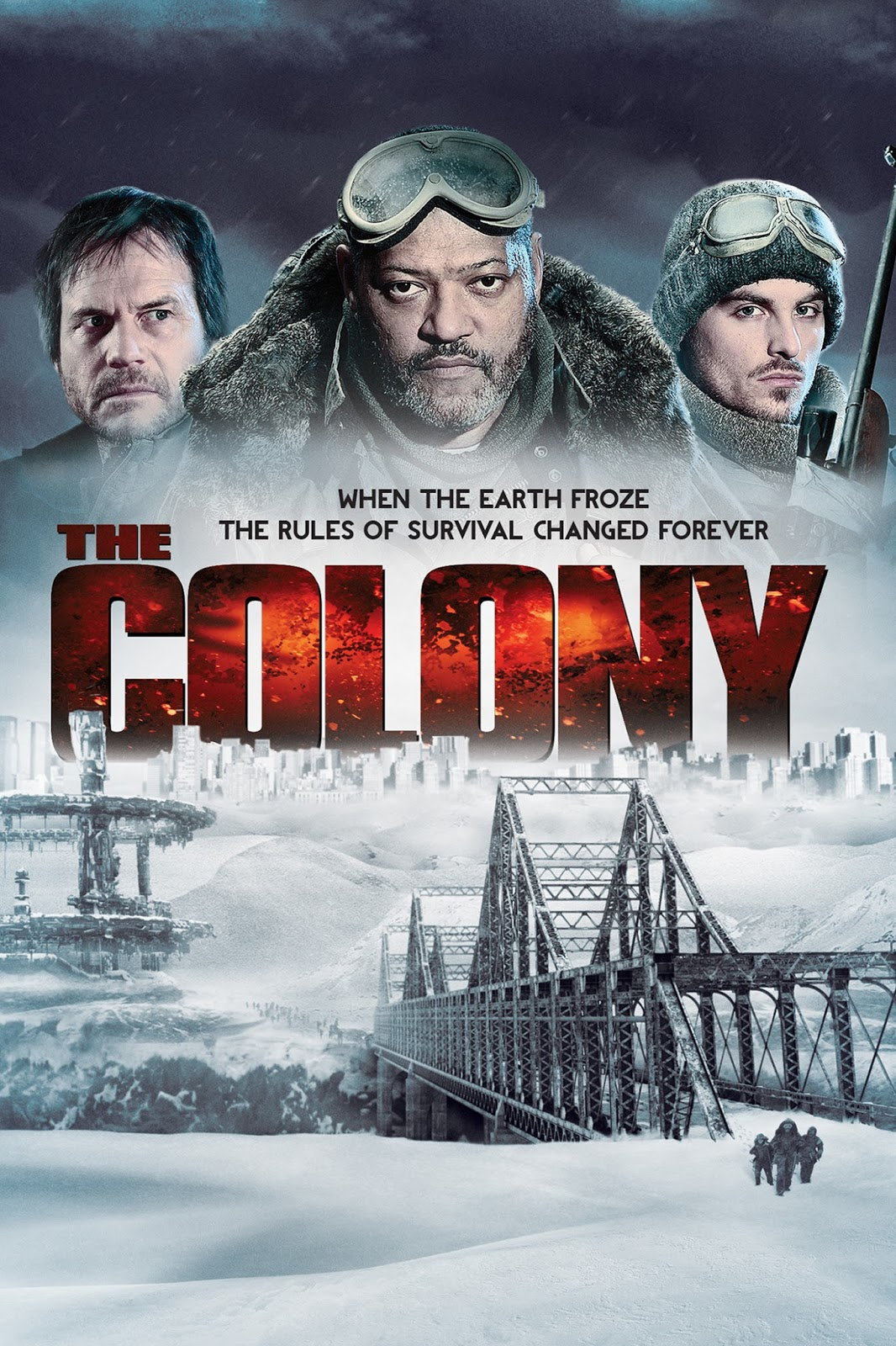 The Colony (2013) ταινιες online seires xrysoi greek subs