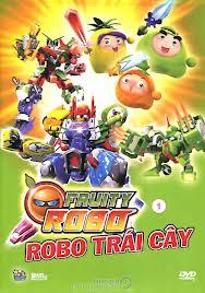Xem phim Robot Trái Cây - Fruity Robo