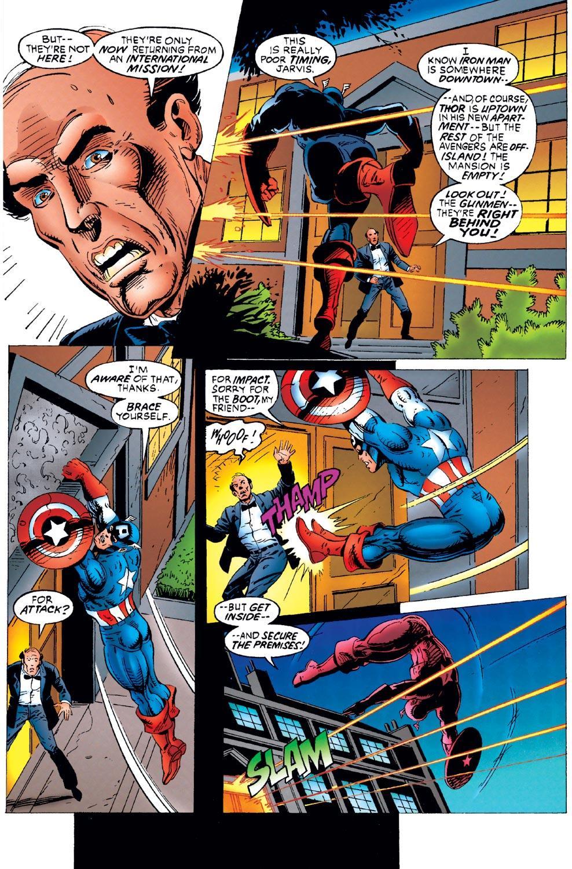 Captain America (1968) Issue #449 #403 - English 17
