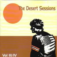 The Desert Sessions art sound stoner homme queens of the stone age kyuss