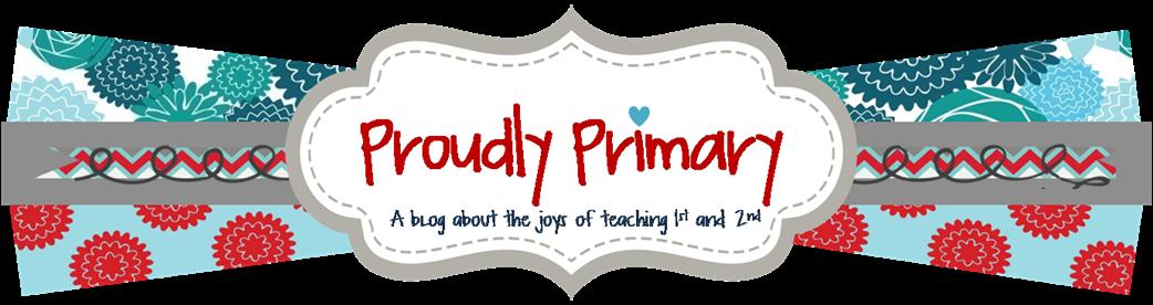 Proudly Primary