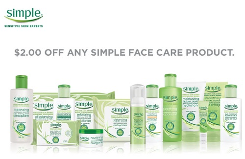 Simple skincare coupons 2019