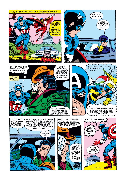 Captain America (1968) Issue #185 #99 - English 16