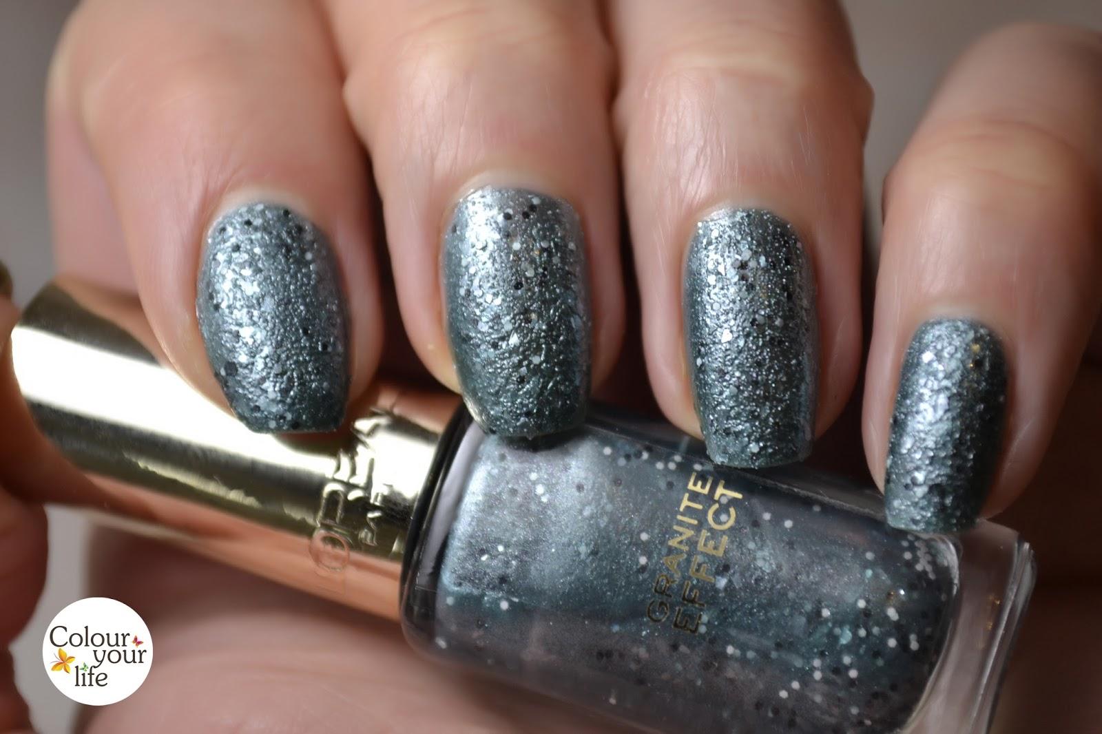 Colour your life: L\'oréal - Granite effect