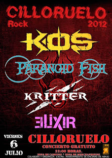 Cilloruelo Rock 2012