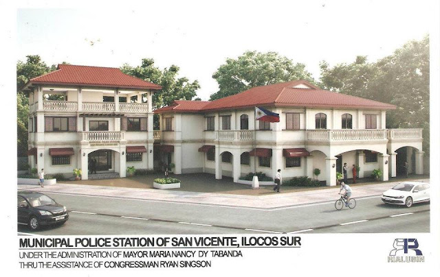 San Vicente (Ilocos Sur) Philippines  City pictures : San Vicente: New Police Station to Rise