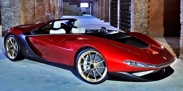 Ferrari Sergio Pininfarina. Majalah Otomotif Online