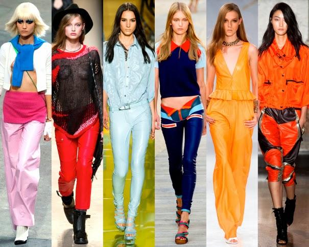 Color-Leather-Pants-imprescindibles-Pantalones-de-Piel-Primavera-Verano2014-godustyle