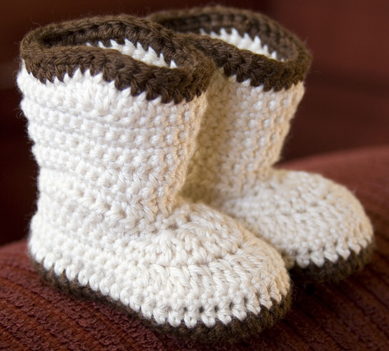 Marika handmade crochet baby boots crochet baby boots bankloansurffo Images