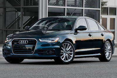 2013 Audi A6 Owners Manual