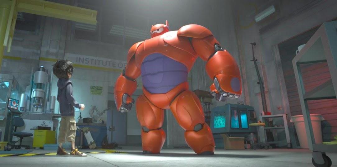 Big Hero 6 | Imagens, pôster e teaser trailer da animação da Disney e Marvel