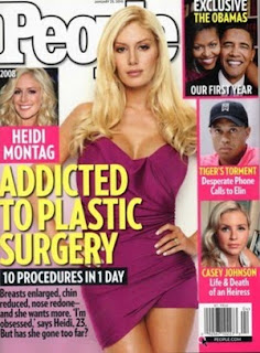 Plastic Surgery in the Media Its Effect on Society