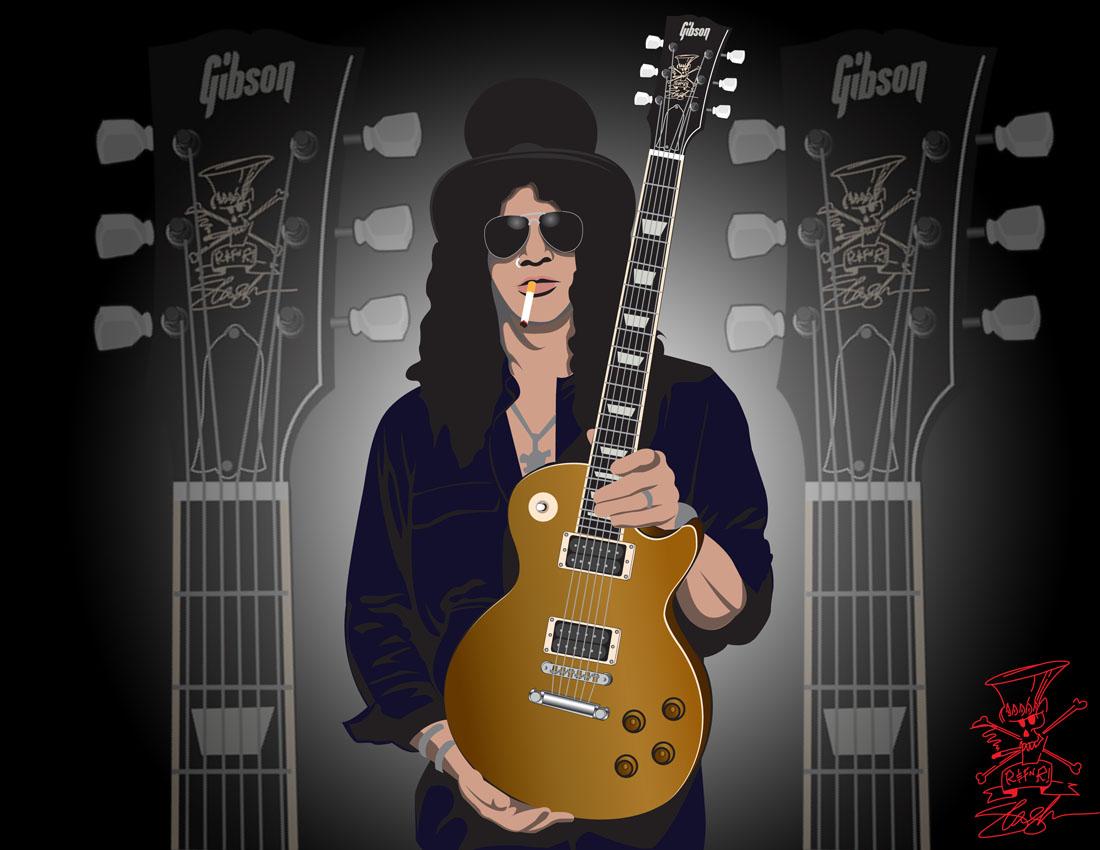 Gibson Didenda, Gitaris Harus Peka Lingkungan