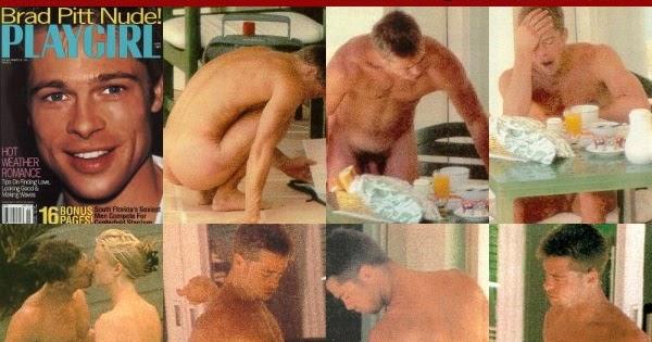 The Nude Photos That Explain Why Brad Pitt - Vanity