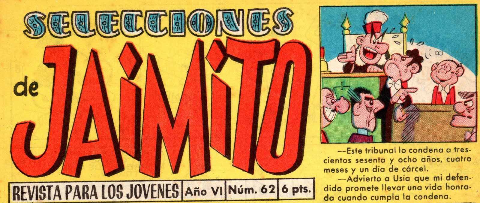PRÓXIMAMENTE: Selecciones de Jaimito. 15 Nºs Inéditos