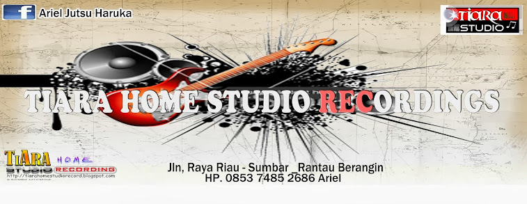 TIARA HOME STUDIO RECORDING