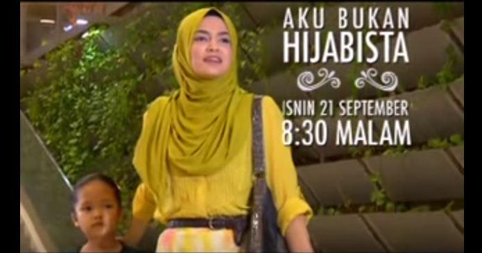Aku Bukan Hijabista (2015) TV9 - Full Telemovie