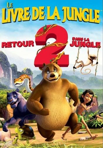 The Jungle Book: Return 2 the Jungle DVDRip Latino