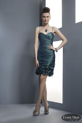 Coleccion DEMETRIOS  Vestidos Cortos 2012 2012