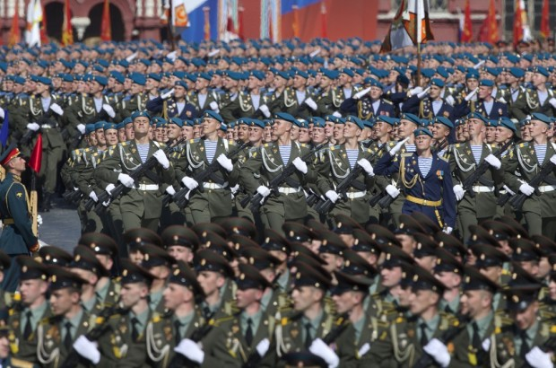 "Obama Requests 15,000 Russian Troops For ""Upcoming"" Disaster"