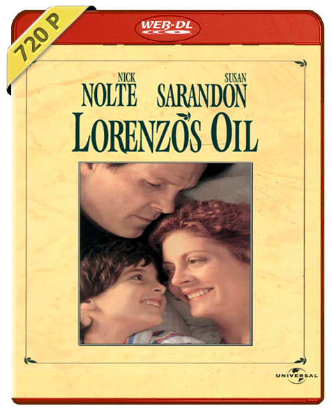 Lorenzo's Oil (1992) [720p.] WEB-DL