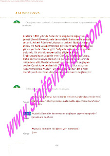 6.Sinif  Turkce Doku Yayinlari Ogrenci Calisma Kitabi Sayfa 44