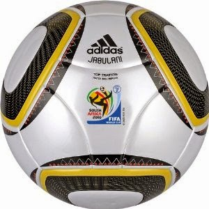 Gambar Bola World Cup 2010