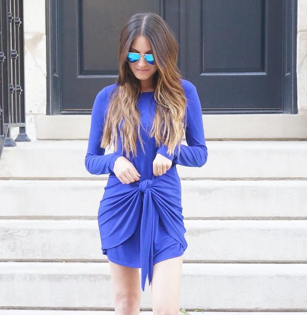 Rachel Zoe Enya Sarong Dress