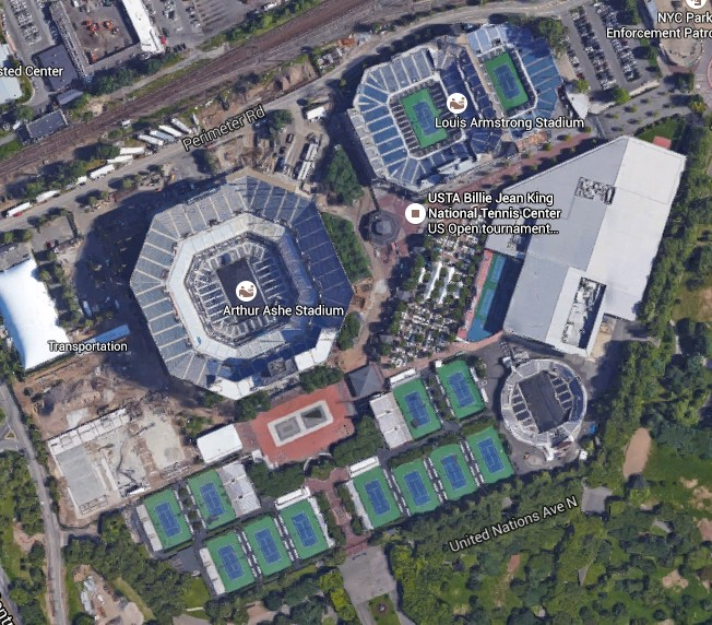 Queens Crap: Still Waiting On The USTA's Flushing Meadows