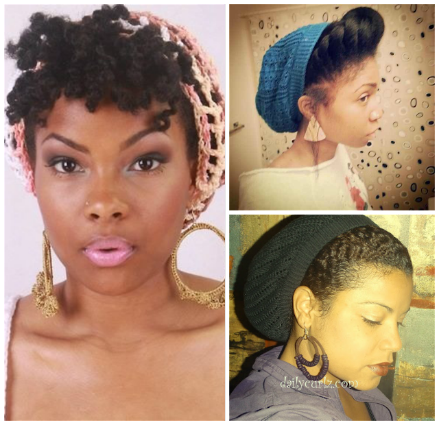 Protective Styling for Natural Hair Types