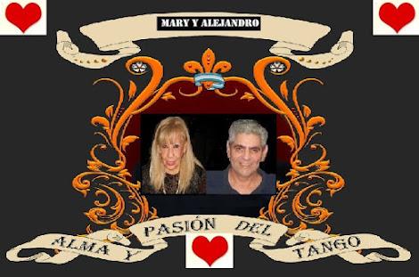 MARY & ALEJANDRO