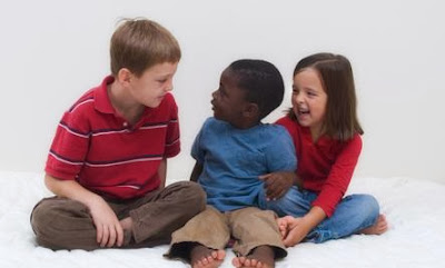 Why Aren't You Talking to Your Kids About Racism - black white children