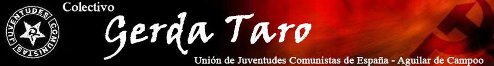 UJCE - Aguilar de Campoo - Gerda Taro