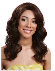 Bobbi Boss Synthetic Easy Wear Half Wig MTQ 57 SHAM [DC]