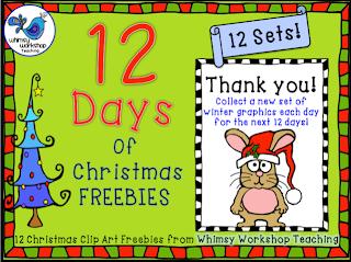 http://whimsyworkshop.blogspot.com/2013/11/12-days-of-christmas-freebies.html