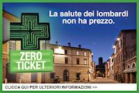 Regione abolisce i ticket per 800.000 lombardi